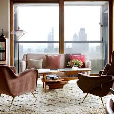 furniture trend. 1970sinspired interiors like this one by designer maria speake featured heavily in the images pinterest analysed for report furniture trend
