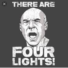 There Are Four Lights Thereare4lights Hashtag On Twitter