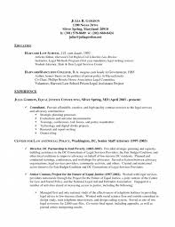 Template Sample Resume For A Law School Student New Application