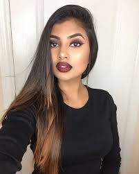 tautyboard makeup of the day dark vy makeup by krishni upload your look