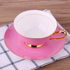 european cup office coffee. 1set Home Office Coffee Cup European Tumblerful Saucer Water Bone China Girls Holiday