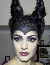 maleficent angelina jolie inspired makeup tutorial