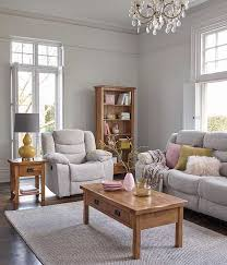 pull furniture away from walls