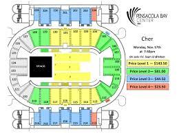 Printable Van Wezel Seating Chart 61 Eye Catching Resch Center Detailed Seating Chart