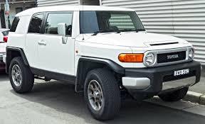 Toyota Fj Cruiser Wikipedia