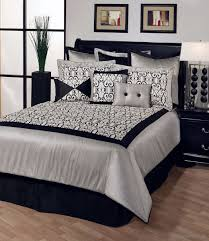 Silver Black And White Bedrooms Bedroom Chic Black And White Bedroom Decorating Ideas Bedroom