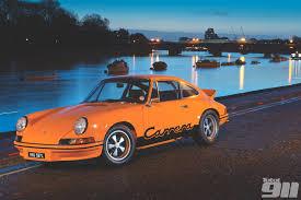 Who Designed The Porsche 911 Rennsport A Porsche 911 History Total 911