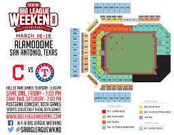 Alamodome Wwe Seating Chart Tickets Big League Weekend Alamodome March 18 And 19