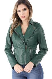 salt tree salt tree women s faux leather zipper front biker moto style jacket com