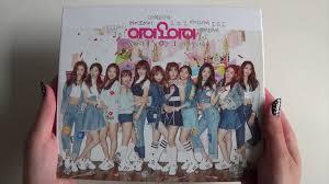 Image result for I.O.I - 1st mini album Chrysalis