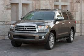 Used 2017 Toyota Sequoia SUV Pricing - For Sale   Edmunds