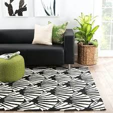black and cream area rugs indoor outdoor geometric black cream area rug 5 x black gold