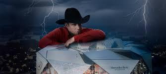 Garth Brooks Atlanta Seating Chart Garth Brooks Sells Out Mercedes Benz Stadium Inaugural Show