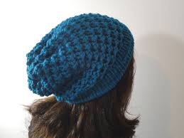 Loom Hat Patterns Stunning Tutorial On How To Loom Knit A Slouchy Beanie Hat YouTube