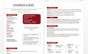Church Program Template Church Service Bulletin Template Rome Fontanacountryinn Com