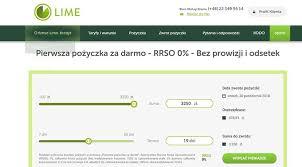 Lime Kredyt – pożyczka online, opinie, warunki, kontakty ...