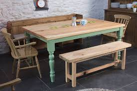 Traditional kitchen tables and chairs