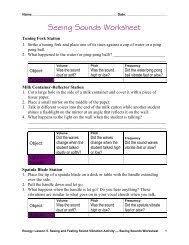 Nautical Charts Worksheet Teach Engineering