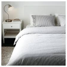 nyponros duvet cover and pillowcases full queen double queen ikea gray stripe twin comforter gray and white striped bedspread grey stripe twin comforter