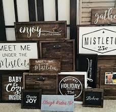 diy holiday signs 3