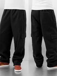 <b>Urban Classics Брюки</b> / Спортивные <b>брюки</b> Cargo черный 33172