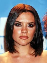 posh spice makeup. crazy how different she looks now. posh spice makeup