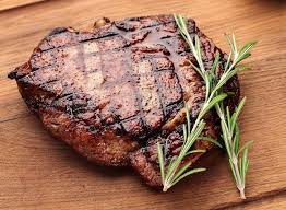 cooked meat. Brilliant Meat Prepare Juicy Steak On Cooked Meat F