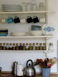 For Kitchen Shelves Open Shelving In Your Kitchen