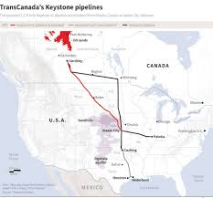 TransCanada says 210,000 gallons of oil leaked from Keystone ...