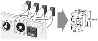 zen v programmable relay features omron industrial automation zen v2 features 2