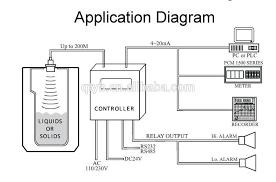 whole 4 wires ultrasonic level sensor alibaba com 4 wires ultrasonic level sensor