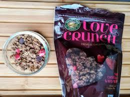 Вкуснейшая <b>гранола Nature's Path Love</b> Crunch Premium Organic ...