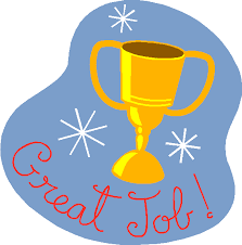 Image result for congratulations trophy gif