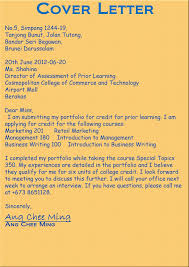 English Portfolio Cover Letters Best Of Cover Letter For English