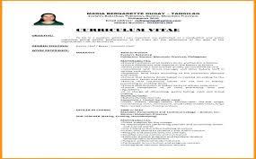 Sample Resume Fresh Graduate Business Administration For Graduates
