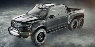 2017 Ford Raptor 6x6 - Hennessey Velociraptor
