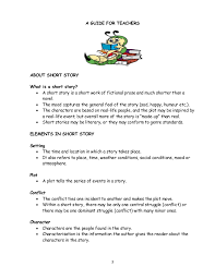 Fiction Story Point Of View Worksheet Worksheets for all ...