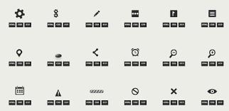 一つのdivタグでアイコンを表示するcssアイコン101 Web活メモ帳