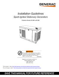 Generac Power Systems Inc Manualzz Com