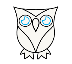 Small Picture How Do You Draw A Owl 1960578e568f73311ee44eb9d35ca016 Drawing