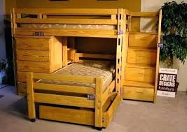 crate and barrel bunk beds. Delighful Beds Crate And Barrel Kids Furniture Astounding  Bunk Beds Inside   With Crate And Barrel Bunk Beds S