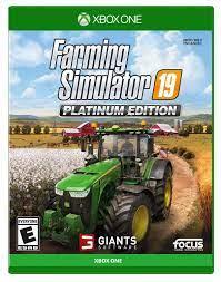 Farming Simulator 19 Platinum Edition (Xb1) - Xbox One: Amazon.de: Games