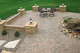 simple patio designs with pavers. Fine Backyard Patio Pavers Inside . Simple Designs With L