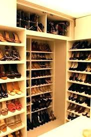 various shoe closet storage alluring shoe racks for closets boot organizer closet storage ideas walk in