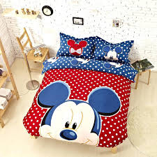 mickey mouse comforter set twin queen king size bedding super sets