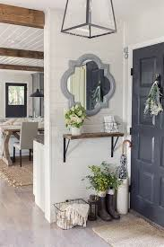 decorate narrow entryway hallway entrance. small foyer decorating for spring jenna sue design blog decorate narrow entryway hallway entrance