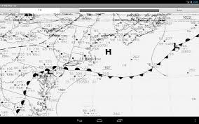 Black Fax Hf Weather Fax Marine Radio Fascimile Decoder App For Android