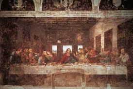 3 the last supper by leonardo da vinci