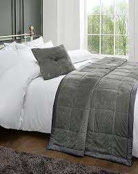 China Grey Velvet Quilted Bedspread Quilt Coverlet Supplier and ... & Grey Velvet Quilted Bedspread Quilt Coverlet Adamdwight.com