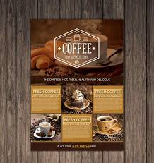 Coffee Shop Brochure Template The Images Collection Of Stock Free A Flyer Google Tasty S Free 7